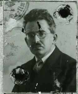 Walter Benjamin um 1928